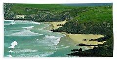 The West Coast Of Ireland Beach Sheet