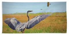 The Wetlands Dance Beach Towel