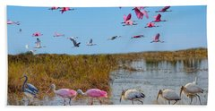 The Wetlands Beach Sheet