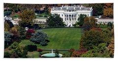 The White House Beach Sheet