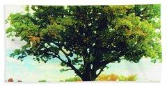 The Witness Tree Beach Sheet