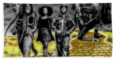 The Wiz Collection Beach Towel