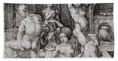The Women's Bath, 1496 Beach Towel