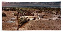 The Wreck Of The Sheraton Beach Towel