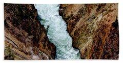 The Yellowstone Beach Towel