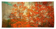 The Happiness Of Life By Taylor Coleridge Beach Towel