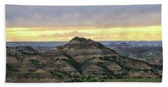 Theodore Roosevelt National Park, Nd Beach Towel