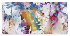 There Is Still Beauty To Behold Beach Towel by Margie Chapman