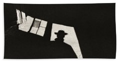There's A New Sheriff In Town Beach Towel