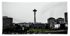 This Is Seattle  Beach Towel