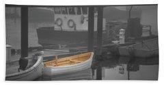 This Little Boat Beach Sheet by Peter Scott