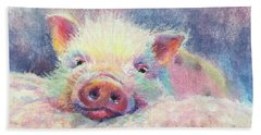 This Little Piggy Beach Sheet