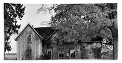 This Old House 2 Beach Towel by Gary Hall