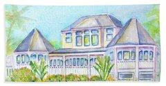 Thistle Lodge Casa Ybel Resort  Beach Sheet