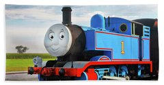 Thomas The Train Beach Sheet
