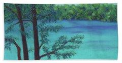 Thoreau's View Beach Sheet