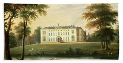Thorp Perrow Near Snape In Yorkshire Beach Towel