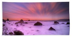 Thousand Rocks Beach Towel
