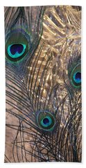 Three Feathers Beach Towel