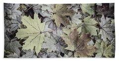 Three Leaves Beach Sheet
