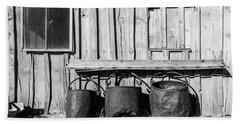 Three Old Buckets Beach Sheet