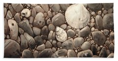 Three Shells Beach Towel