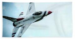 Thunderbirds Photo Beach Sheet