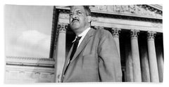 Thurgood Marshall Beach Towel