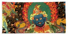 Tibet_163-7 Beach Towel