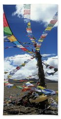 Tibet_304-8 Beach Towel