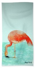 Tickled Pink Beach Towel