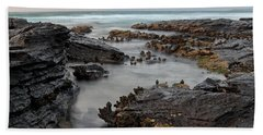 Tidal 2 Beach Towel
