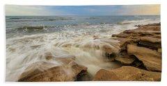 Tidal Flow Beach Towel
