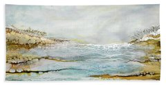 Tidal Pool 1 Beach Towel