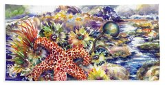 Tidal Pool I Beach Towel