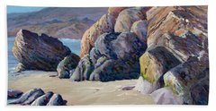 Tidal Shift Beach Towel