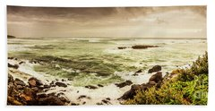 Tidal Vastness Beach Towel