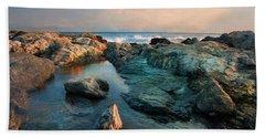 Tide Pool Beach Towel