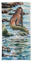 Tidepool Beach Towel