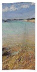 Tide's Retreat Beach Towel