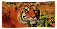 Tiger 22218 Beach Towel