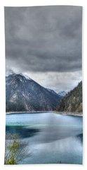 Tiger Lake China Beach Towel
