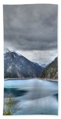 Tiger Lake China Beach Towel