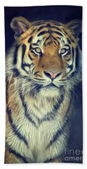Tiger No 2 Beach Towel
