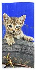 Tiger Paw Beach Sheet