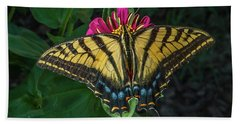 Tiger Swallowtail Beach Sheet