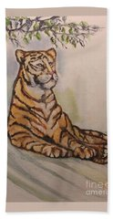 Tiger, Tiger Beach Towel