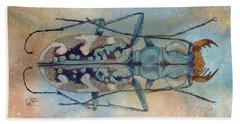 Tigerbeetlelandscape Beach Sheet