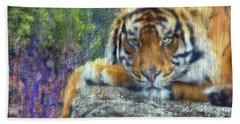 Tigerland Beach Towel
