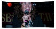 Tima Sings Hungry Heart Beach Sheet